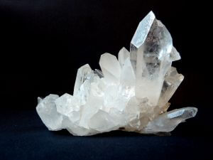 quartz rock crystal
